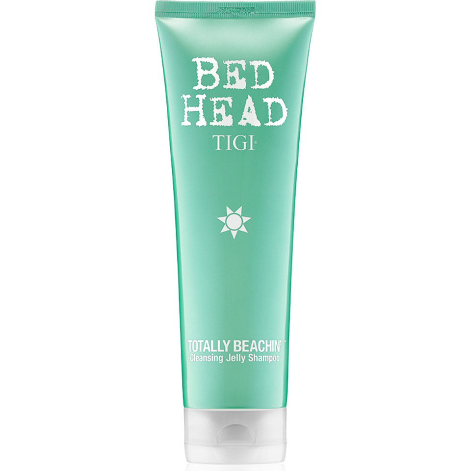 Apsauginis šampūnas Tigi Bed Head Totally Beachin Shampoo 250 ml