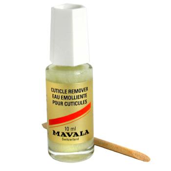 Viršnaginės odelės šalinimo priemonė Mavala Cuticle Remover 10 ml
