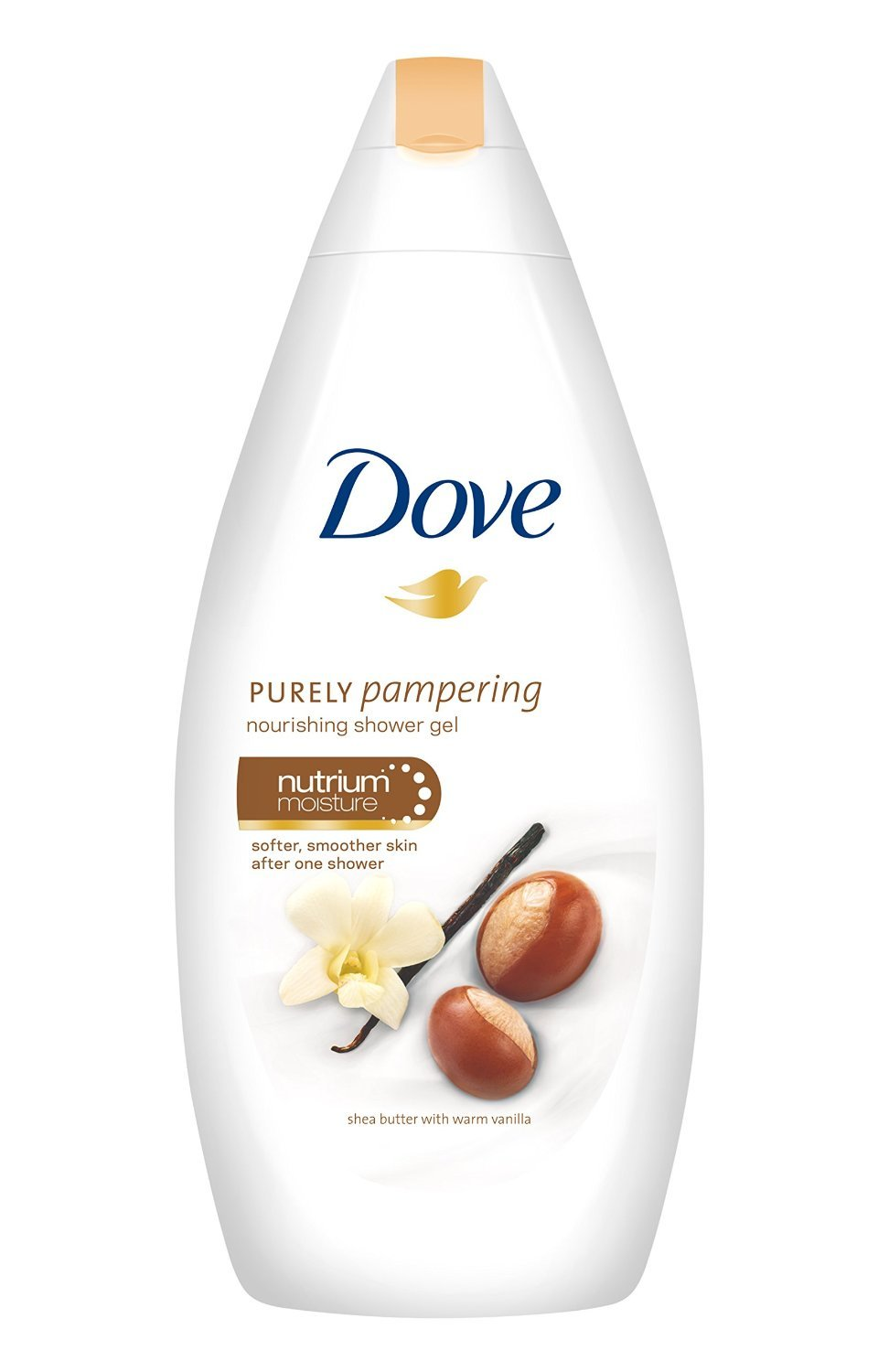 Dušo želė Dove Shea Butter 500 ml
