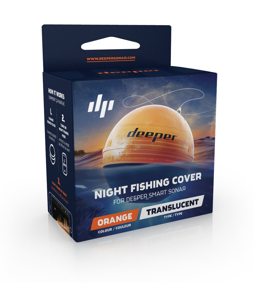 ​Sonaro dangtelis Deeper Night Fishing Cover
