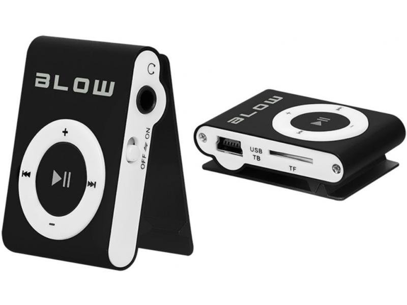 BLOW MP3 MINI, Juodas