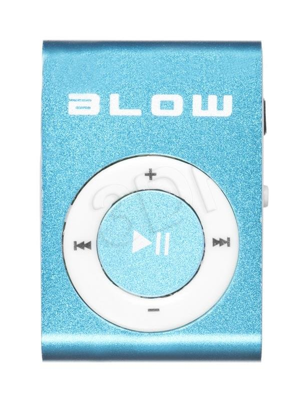 BLOW MP3 MINI, mėlyna