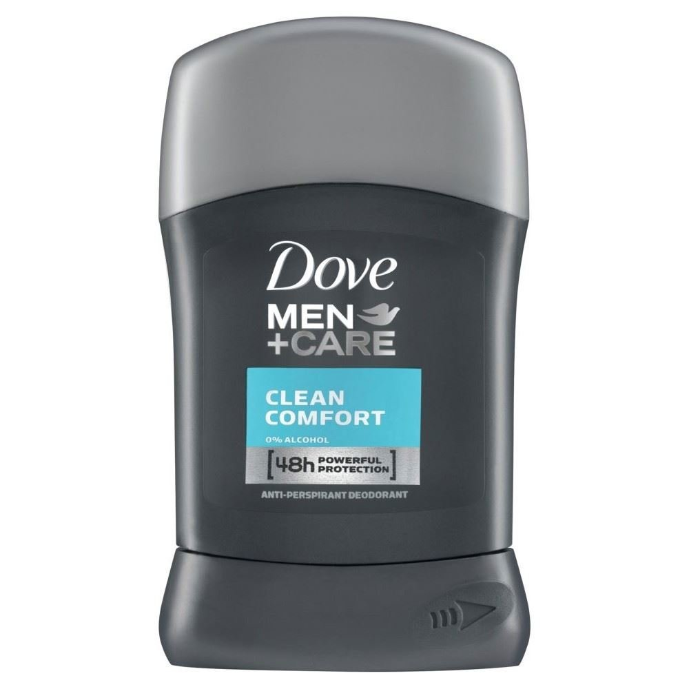 Dezodorantas vyrams Dove Men + Care Clean Comfort 48h 50 ml