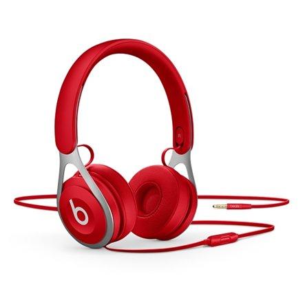 Ausinės Beats by Dr.Dre EP On-Ear, Raudona