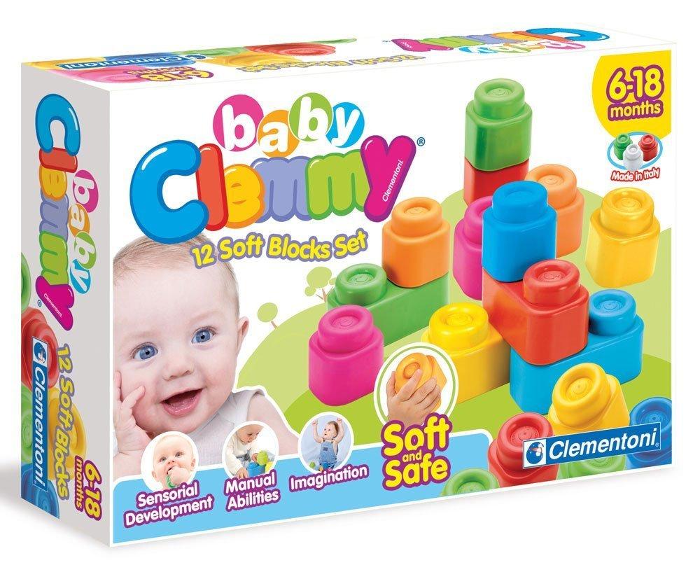 Kaladėlės Clementoni Clemmy, 12 det., 6 mėn.+