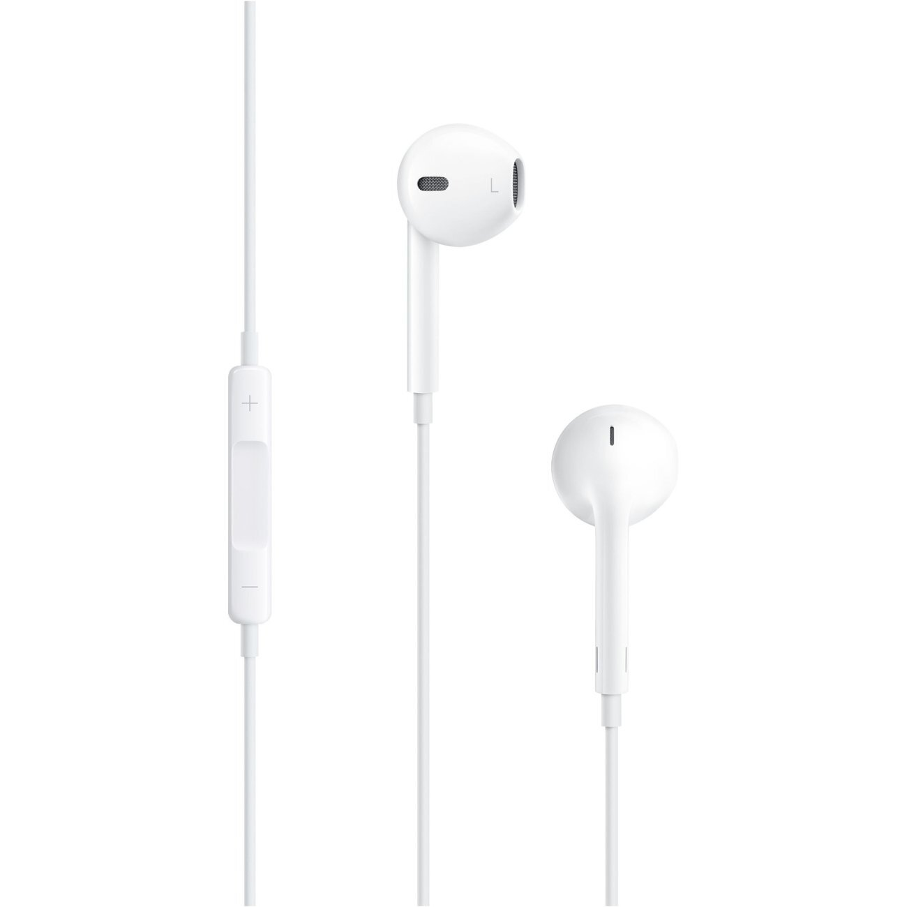 Apple EarPods su pulteliu ir mikrofonu (MD827ZM)