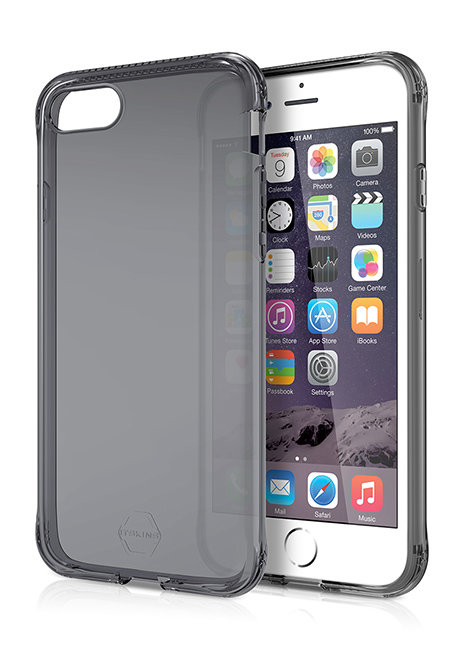 Protection Case Zero Gel APH7-ZEROG-BLCK for iPhone 7 (Black)
