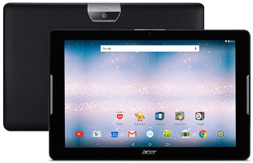 "Acer Iconia One 10.1"" B3-A30 WiFi, Juoda"