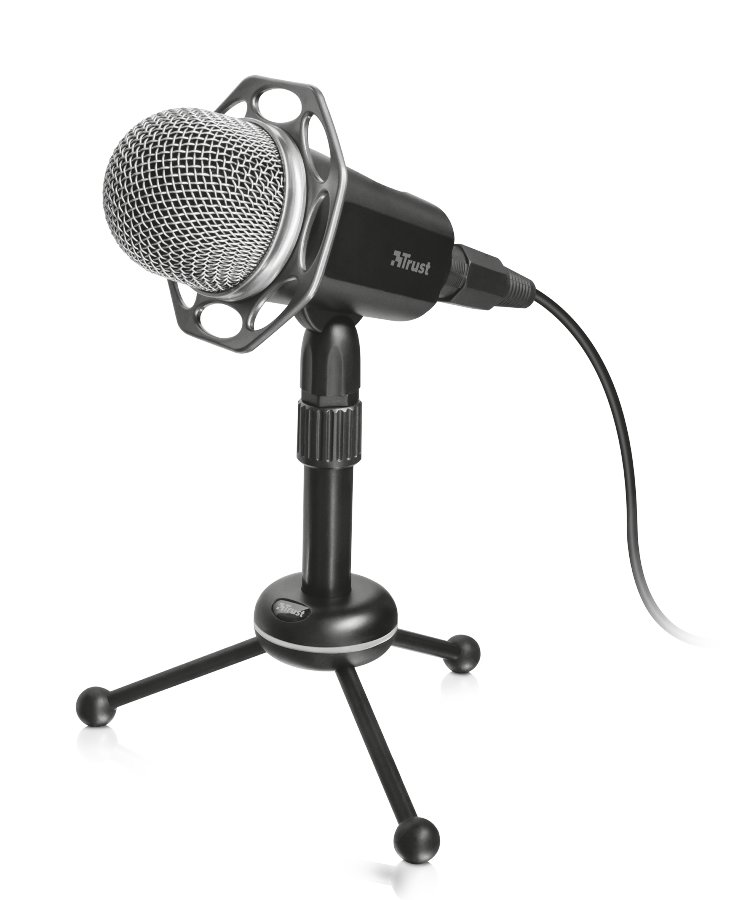 Mikrofonas TRUST RADI