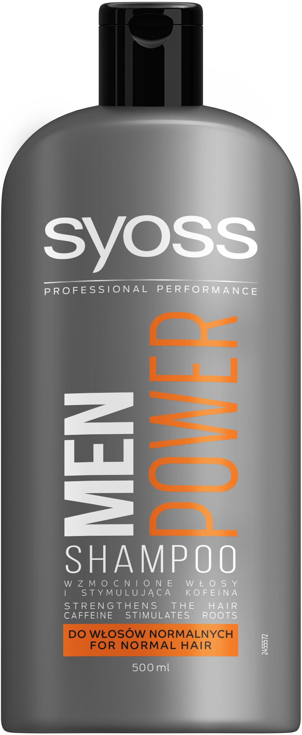 Šampūnas vyrams Syoss Men Power 500 ml