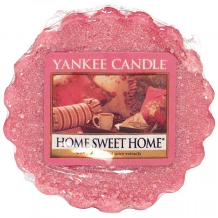 Aromatinis vaškas Yankee Candle Home Sweet Home, 22 g