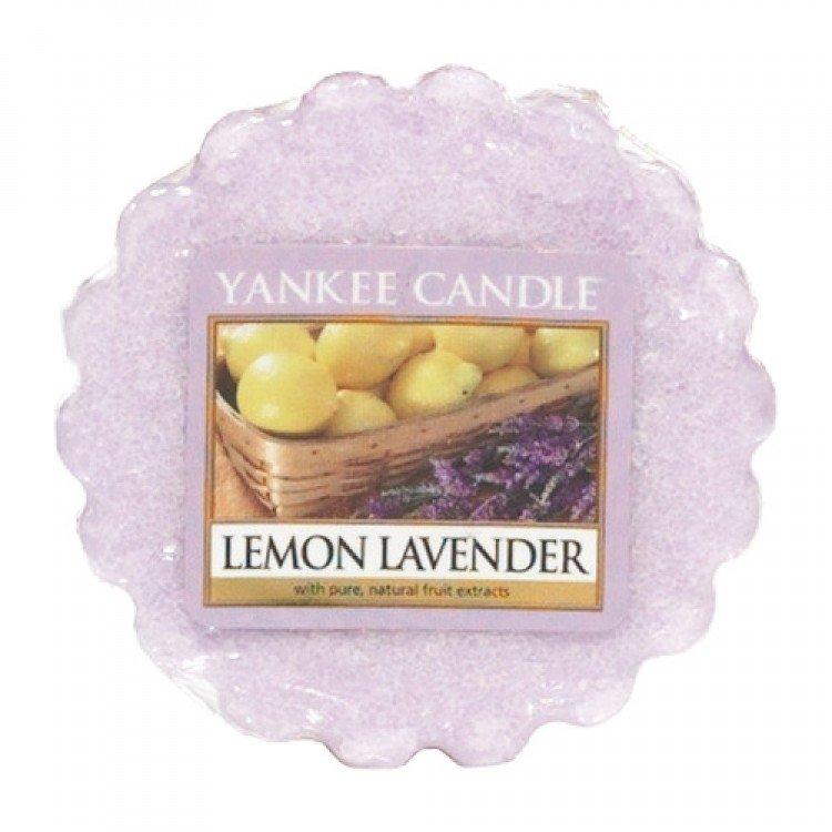 Aromatinis vaškas Yankee Candle Lemon Lavender, 22 g