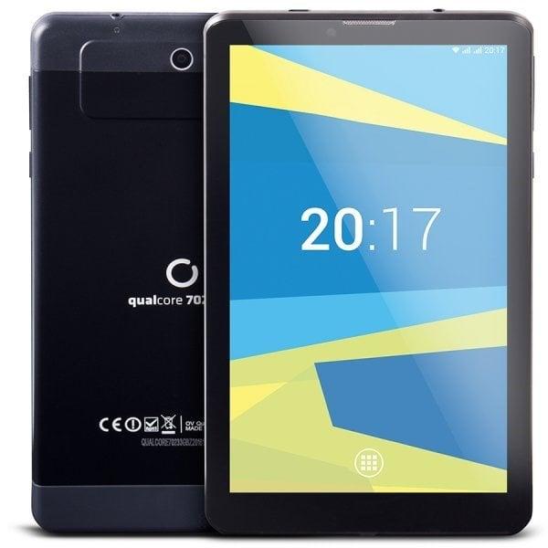 "Overmax Qualcore 7023 7"", 3G, Juodas"