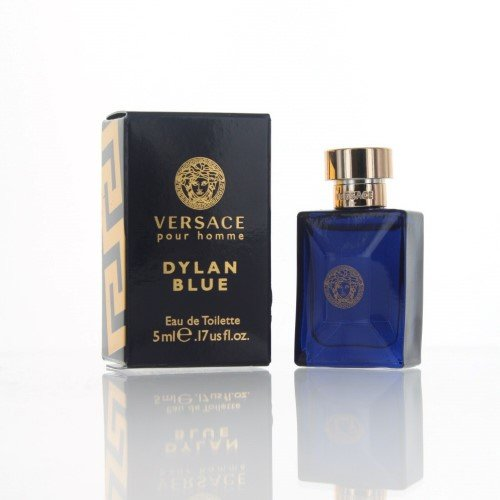 Tualetinis vanduo Versace Pour Homme Dylan Blue EDT vyrams 5 ml