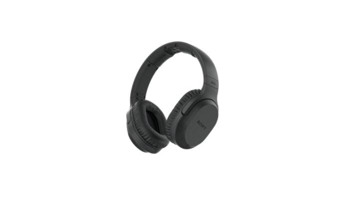 Ausinės Sony MDRRF895RK, juodos