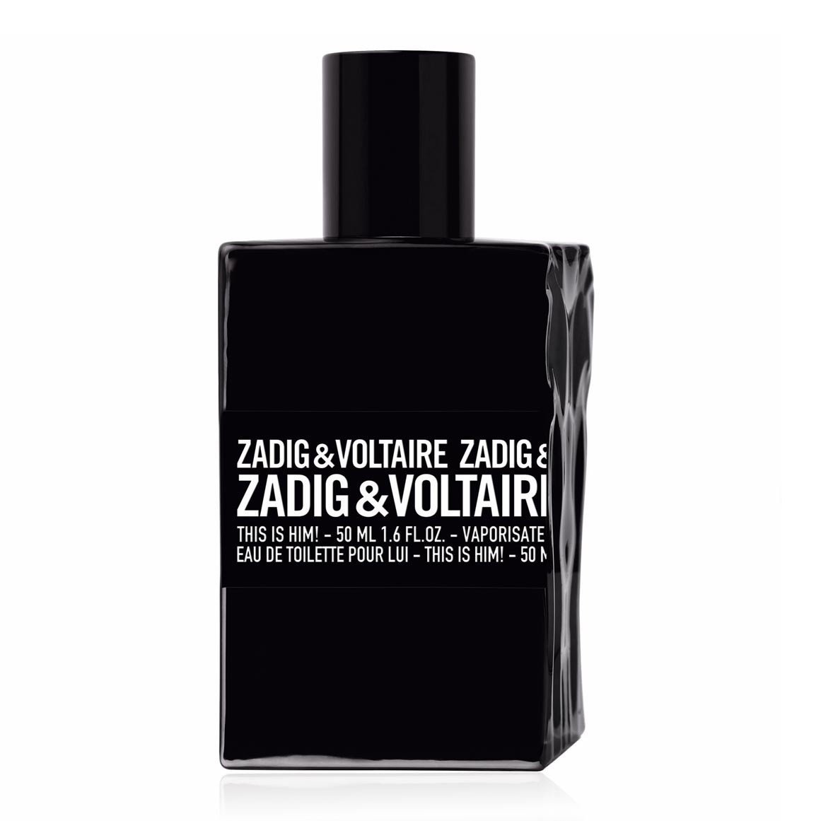 Tualetinis vanduo Zadig & Voltaire This is Him! EDT vyrams 50 ml