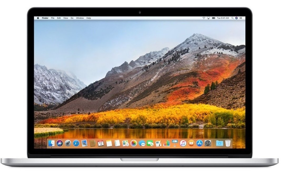 Apple MacBook Pro 13.3 Retina (MPXR2ZE/A) EN