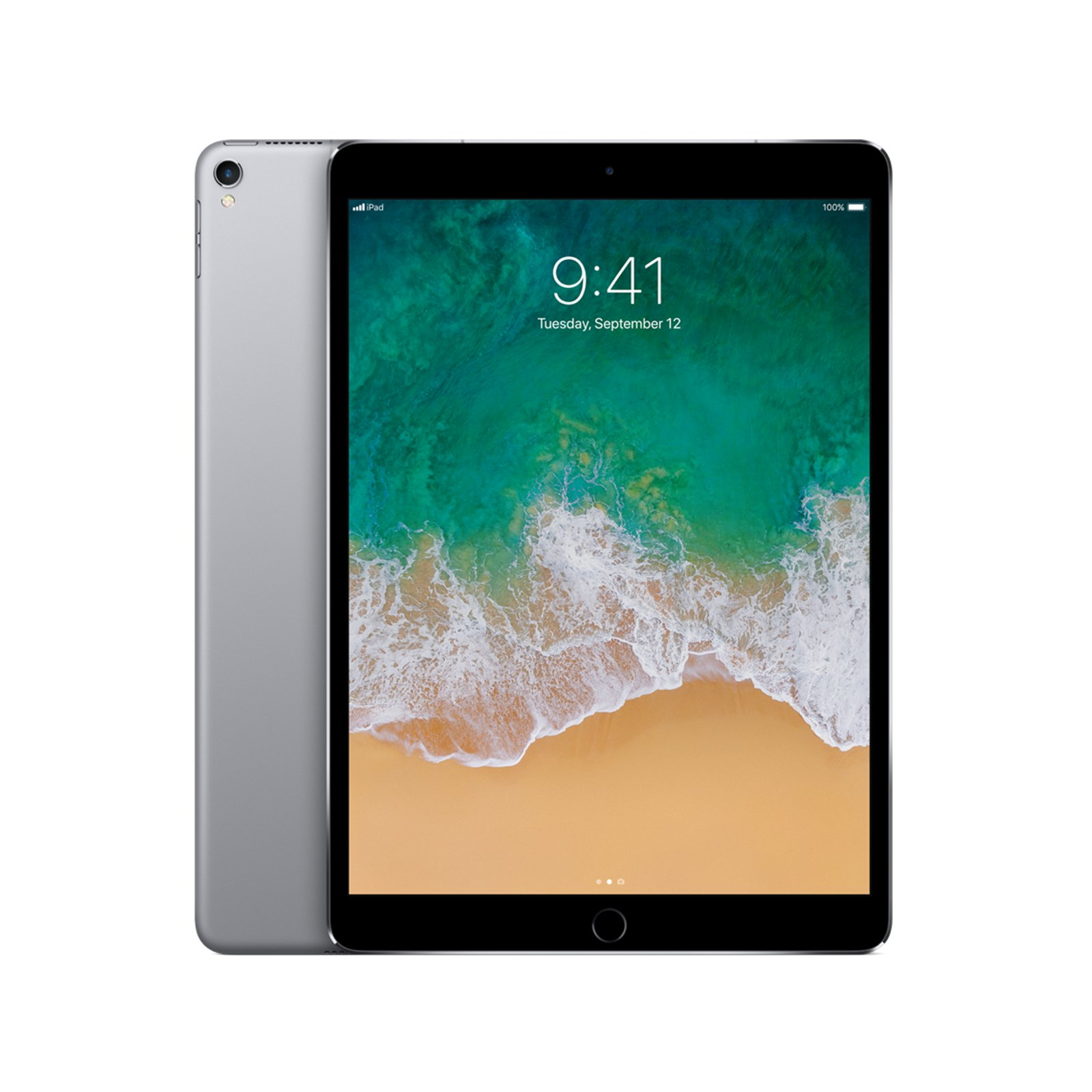 "Apple iPad Pro 10.5"" WiFi + Cellular (512GB), Pilka, MPME2HC/A"
