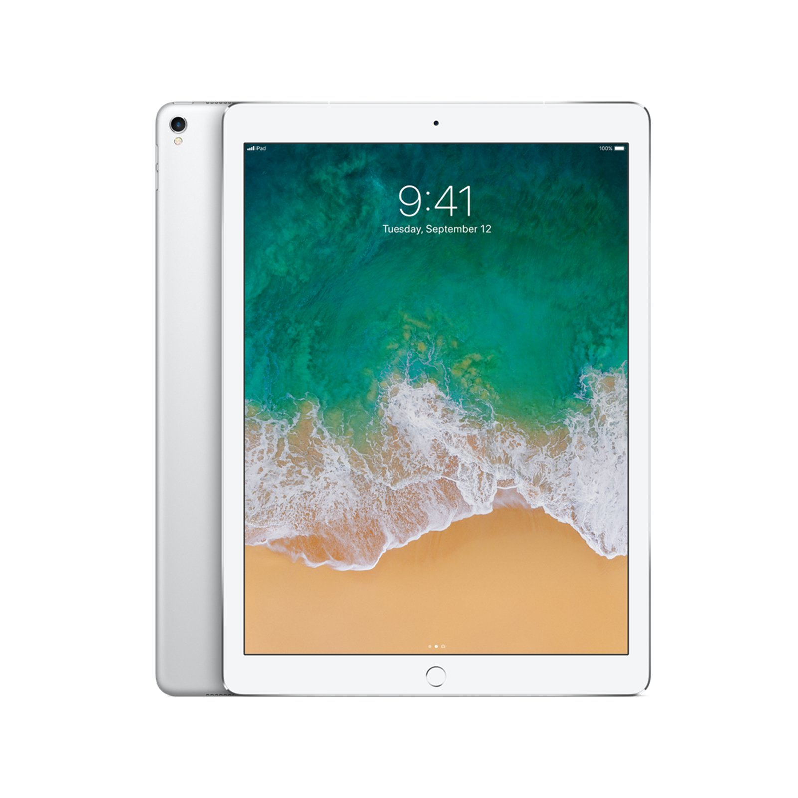"Apple iPad Pro 12.9"" Wi-Fi (256GB) Sidabrinė, (MP6H2HC/A)"