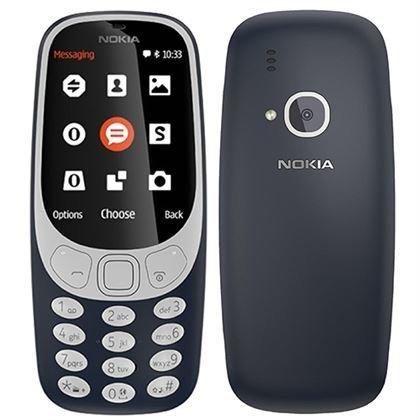 Nokia 3310, ENG, Tamsiai mėlyna