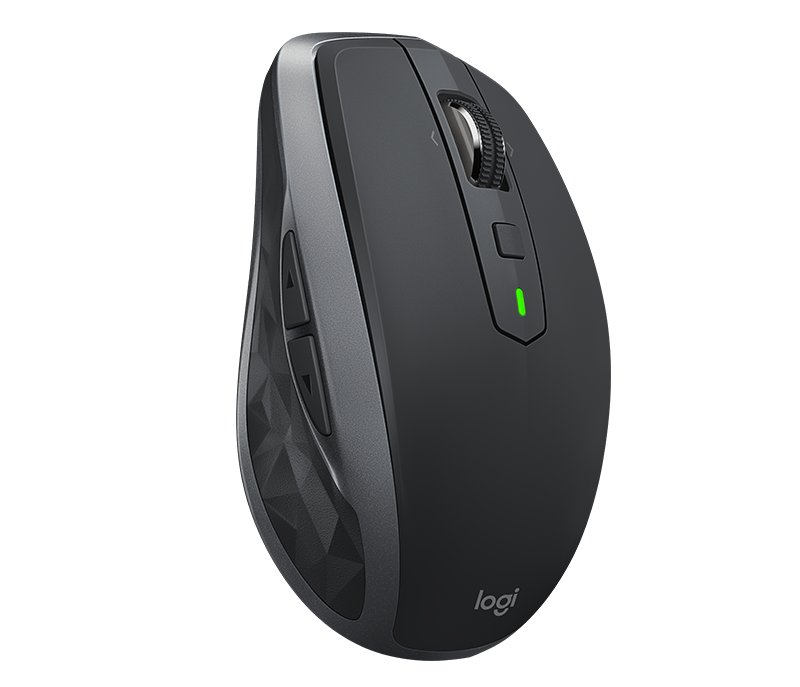 Bluetooth pelė Logitech MX Anywhere 2S Pilka