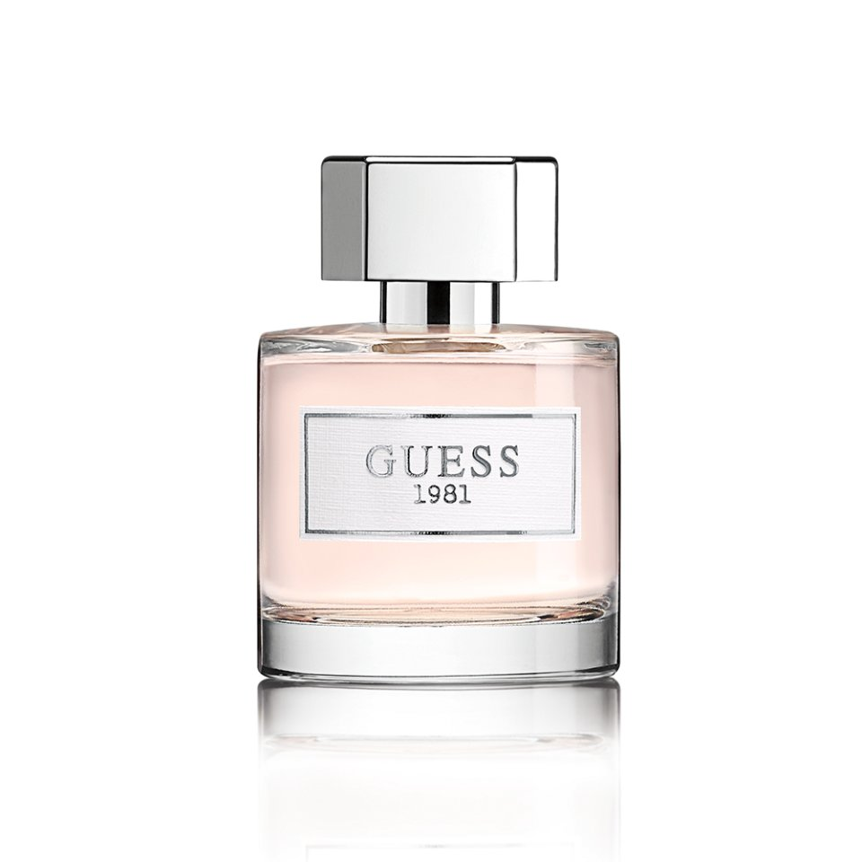 Tualetinis vanduo Guess Guess 1981 EDT moterims 100 ml