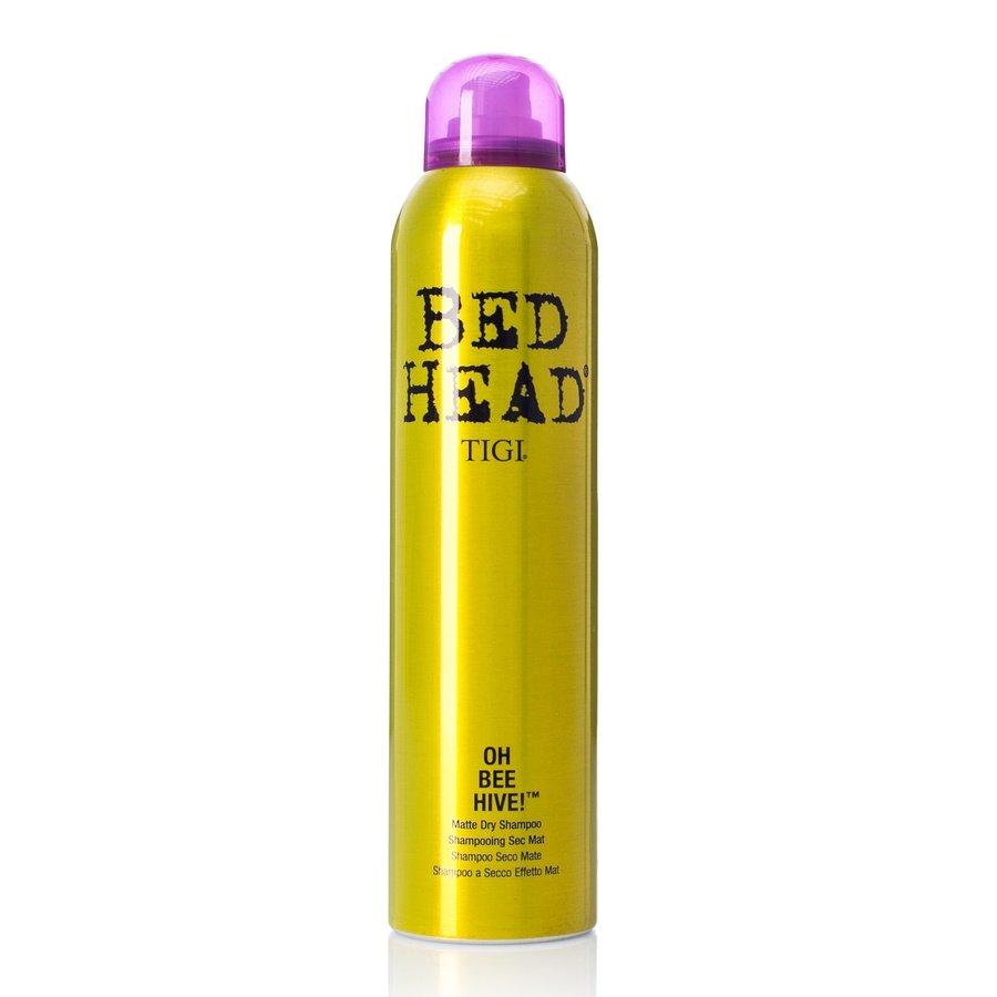 Apimtį suteikiantis sausas plaukų šampūnas Tigi Bed Head Oh Bee 238 ml