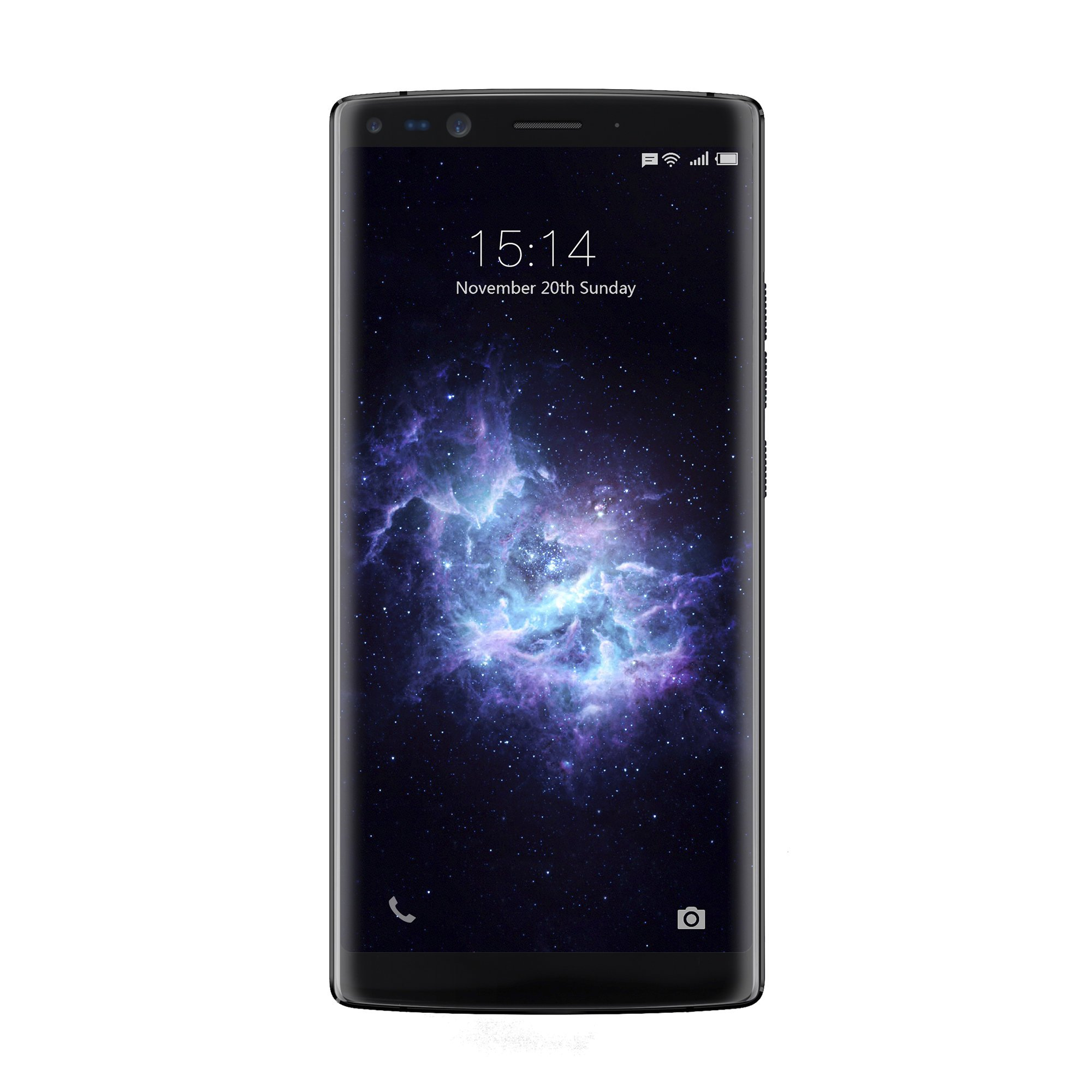 Doogee MIX 2 6GB / 64GB, Juodas