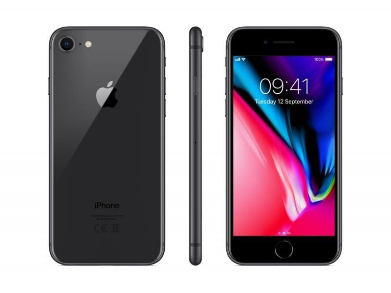Apple iPhone 8 64GB, Pilka