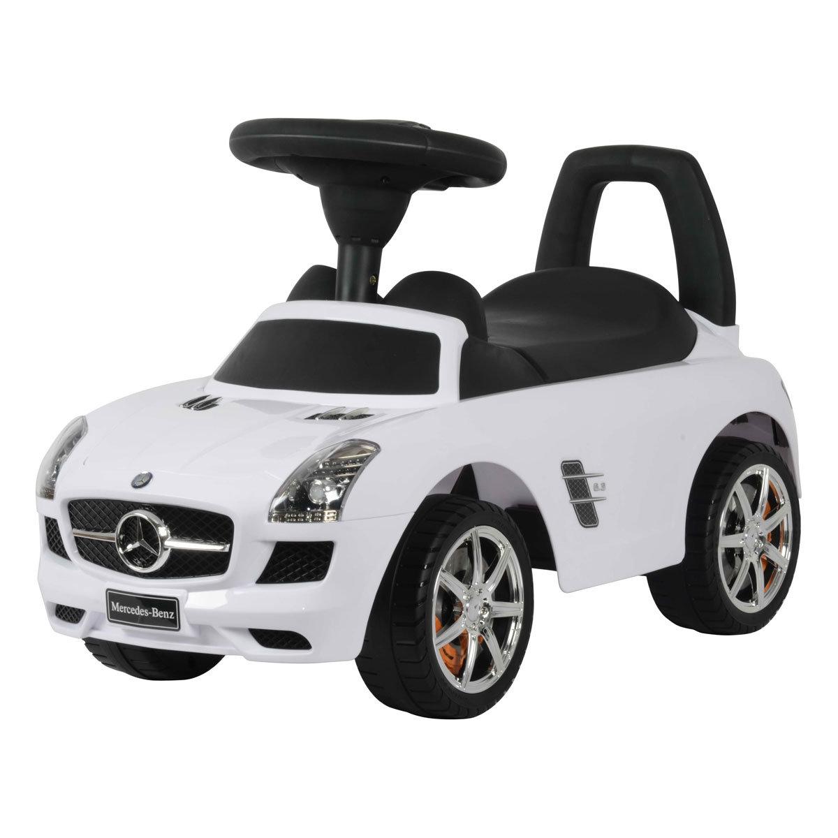 Paspiriamas vaikiškas automobilis Mercedes-Benz SLS Buddy Toys