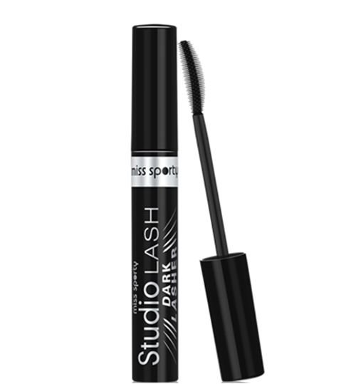 Blakstienų tušas Miss Sporty Studio Lash Dark Lasher Lengthening 8 ml