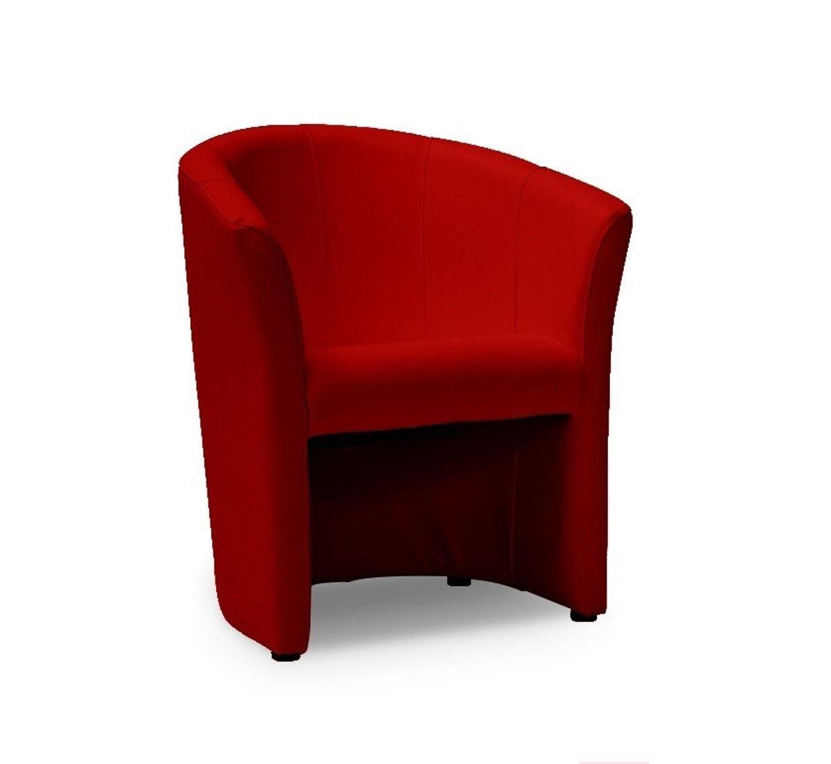 Fotelis Tm-1, raudonas