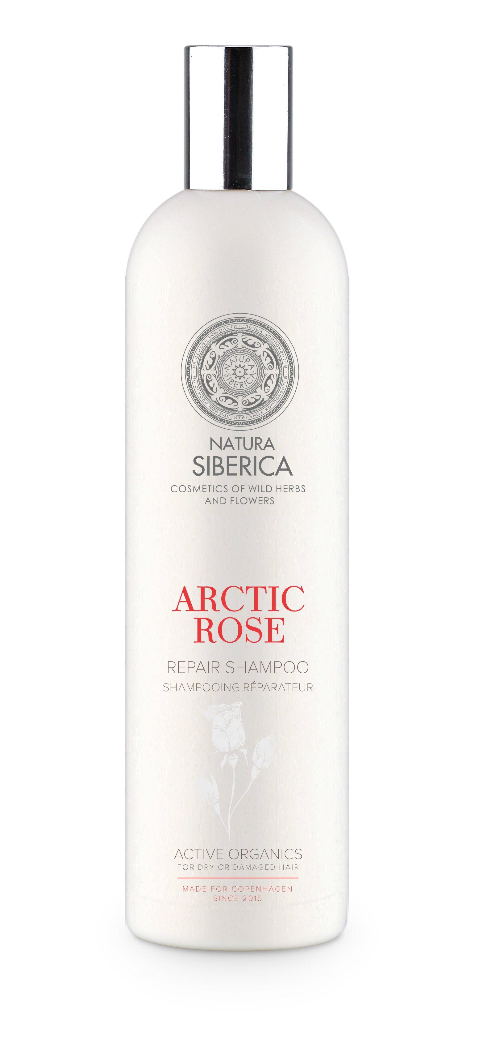 Atstatantis plaukų šampūnas Natura Siberica Copenhagen 400 ml