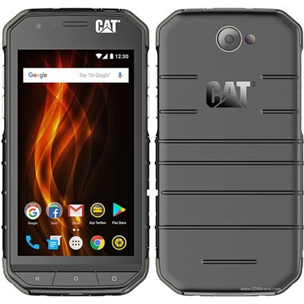 CAT S31, Dual SIM, Black