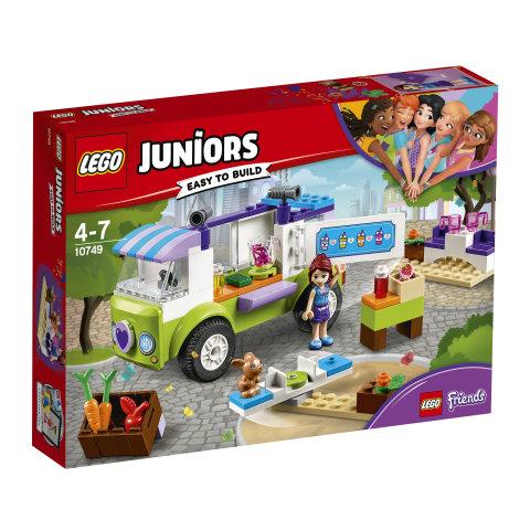 10749 LEGO® JUNIORS Mia ekologiško maisto turgelis