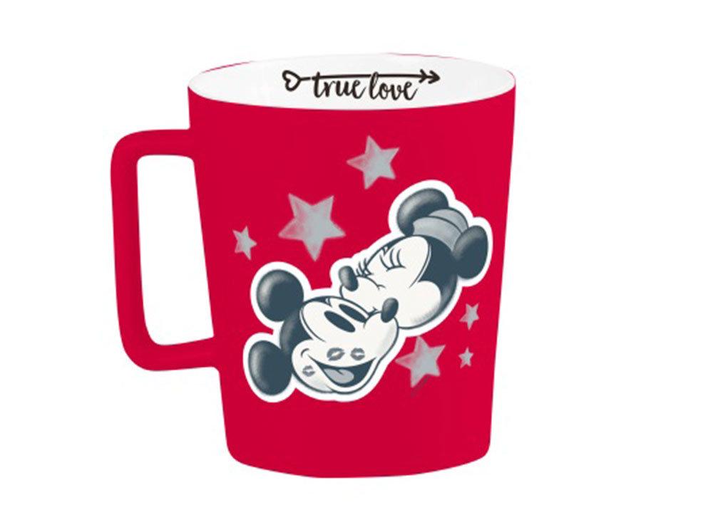 DISNEY puodelis Mickey Kiss, 320 ml