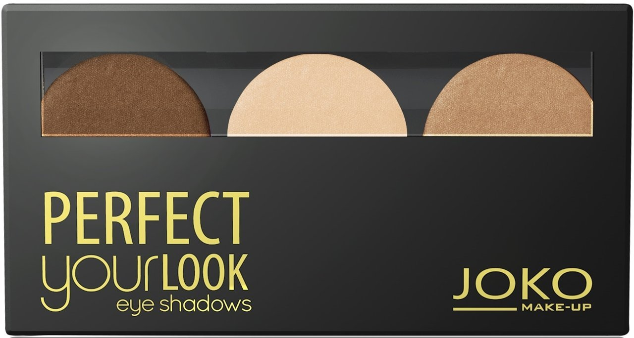 Akių šešėlių paletė Joko Make-Up Perfect Your Look 305 1 vnt.