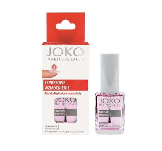 Stiprinamoji nagų priežiūros priemonė Joko Manicure Salon 10 ml