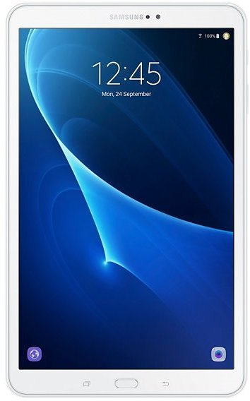 "Samsung Galaxy Tab A T580, 32GB, 10"", WiFi, Balta"