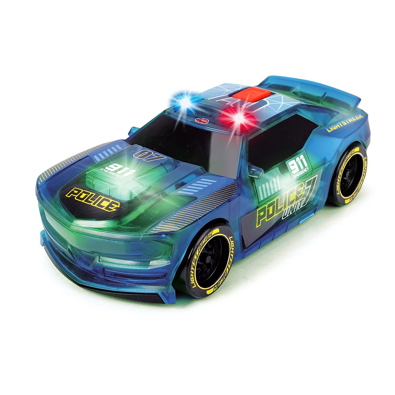 Automobilis su garsais ir šviesomis Dickie Toys 203763001