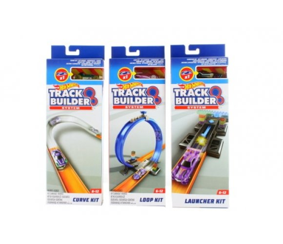 Trasa Hot Wheels Track Builder