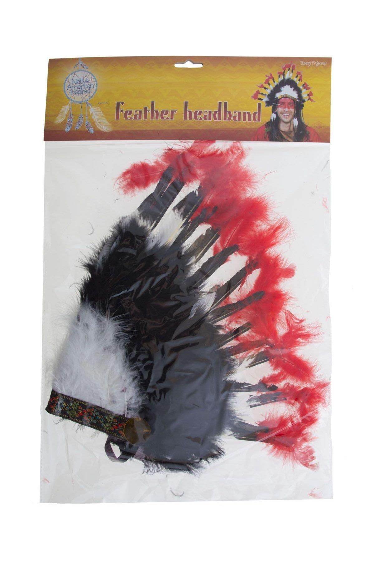 Indėniška plunksnų karūna