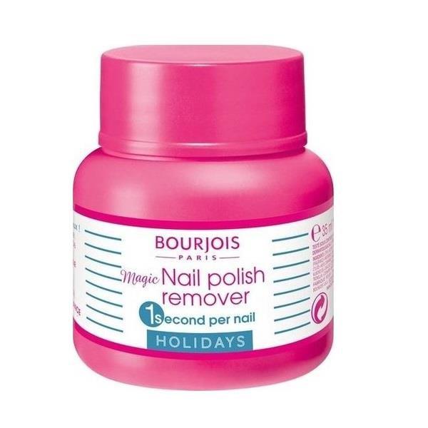 Nagų lako valiklis Bourjois Magic Nail Polish Remover 35 ml