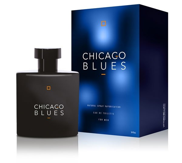 Tualetinis vanduo Vittorio Bellucci Chicago Blues EDT vyrams 100 ml