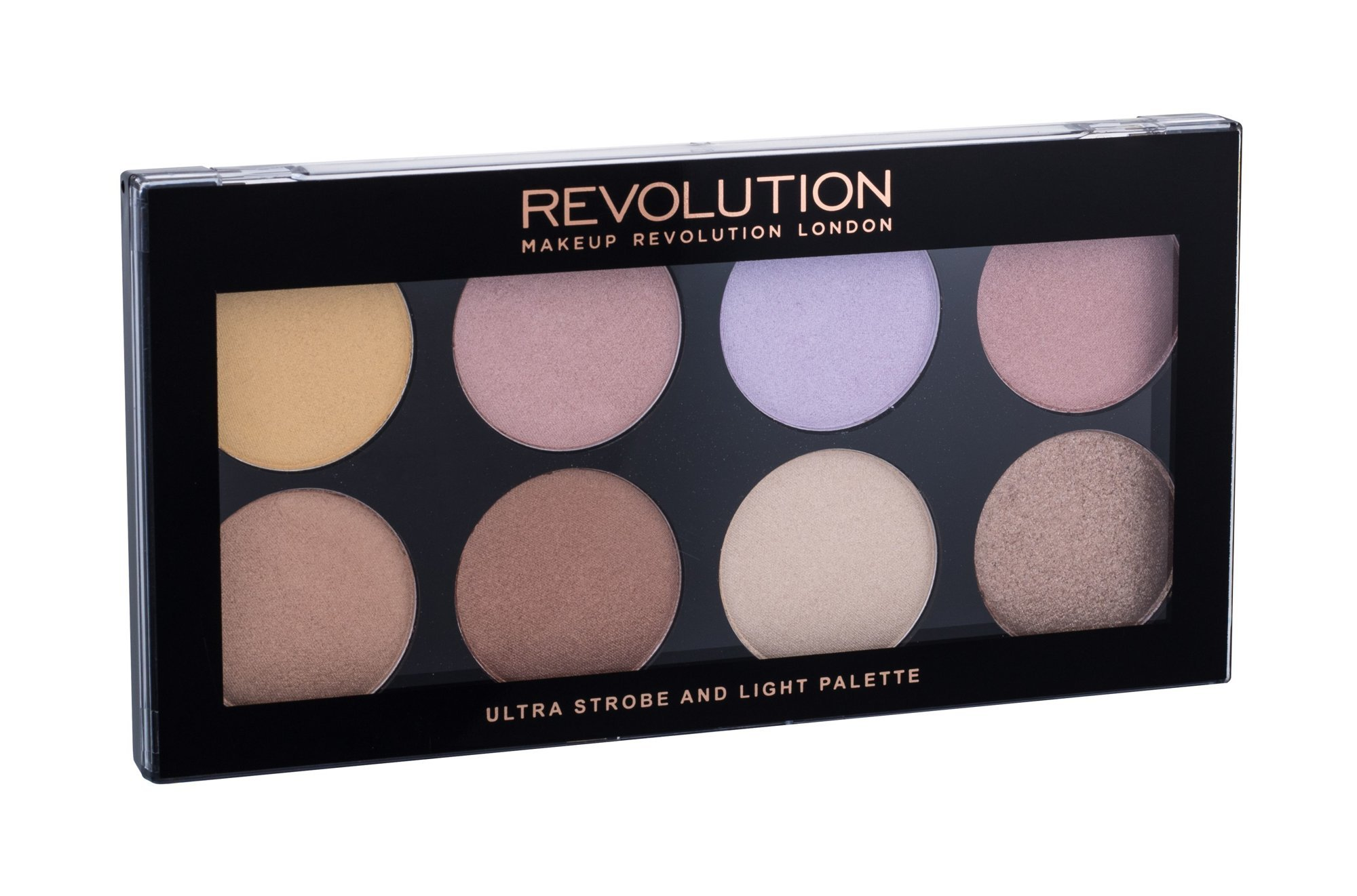 Veido modeliavimo paletė Makeup Revolution London Ultra Strobe and Light 11,5 g