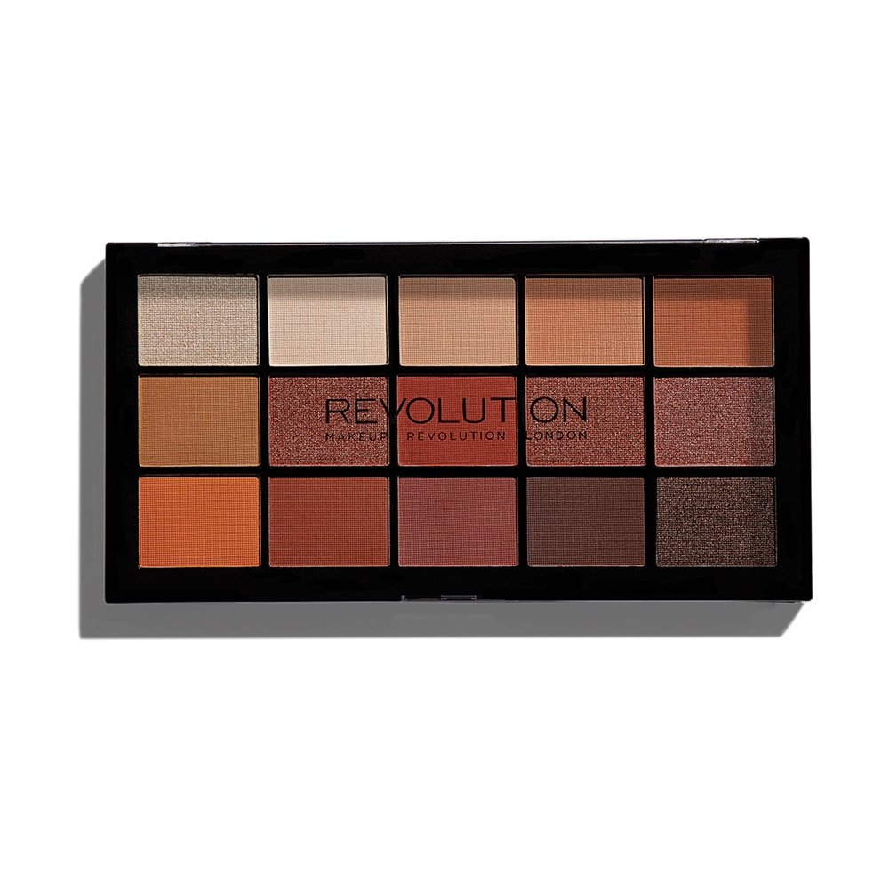 Akių šešėlių paletė Makeup Revolution Re-Loaded Iconic Fever 16.5 g