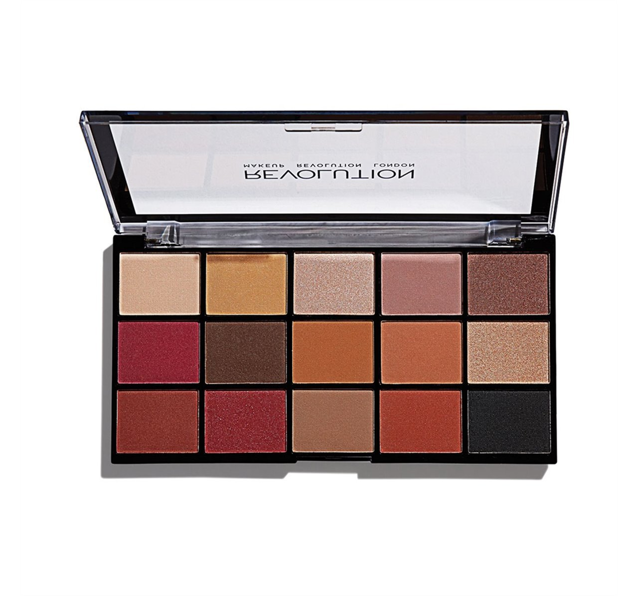 Akių šešėlių paletė Makeup Revolution Re-Loaded Palette Iconic Vitality 16.5 g