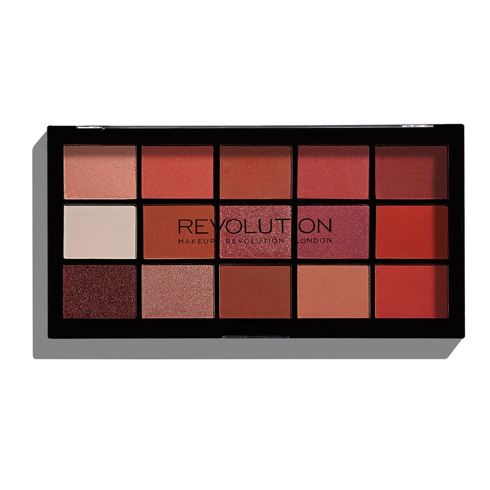 Akių šešėlių paletė Makeup Revolution Re-Loaded New-trals 2 16.5 g