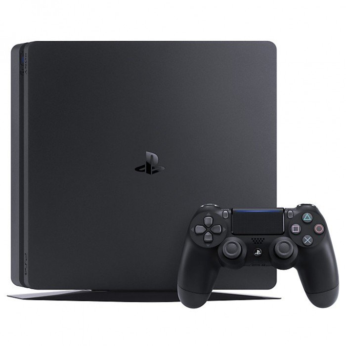 Sony PlayStation 4 (PS4) Slim, 1 TB + God of War