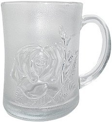 Axentia puodelis Rose, 250 ml